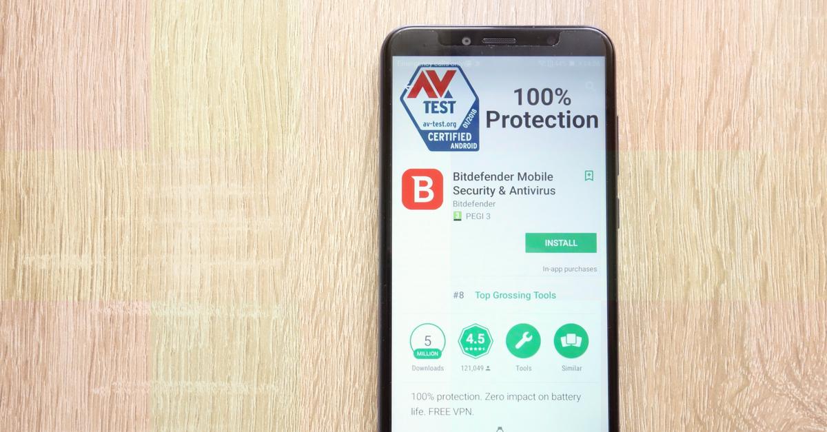 A Solution to Bitdefender Threat Scanner Error